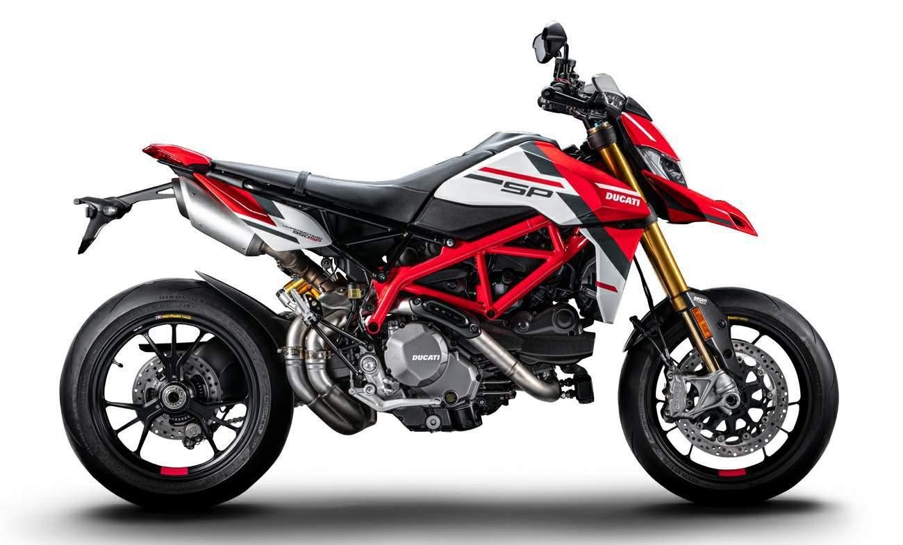 Ducati Hypermotard 950 SP technical specifications